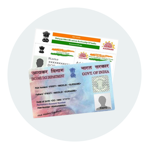 Basic Eligibility Criteria: Voter-ID / Pan-Card / Adhaar-Card